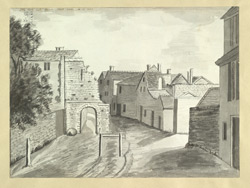 Little South Gate Oxford south view